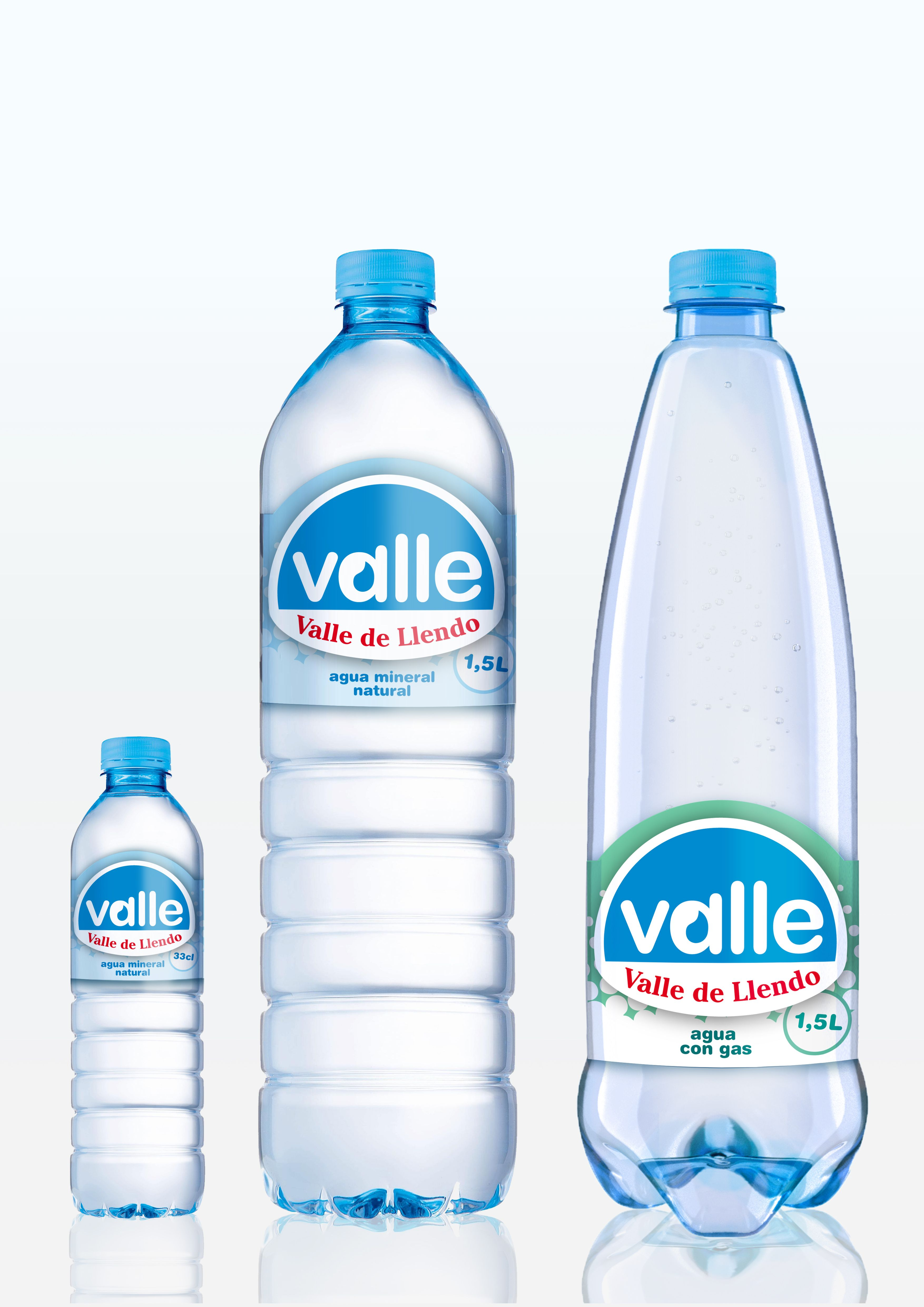Diseno De Packaging Para Marca De Agua Bottle Design Water