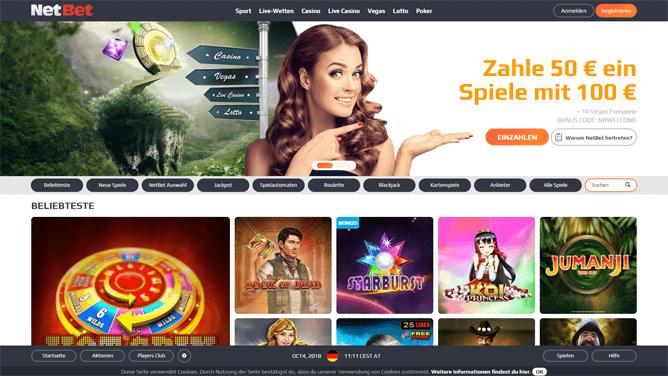 Online Casino 10 Einzahlen 50 Spielen
