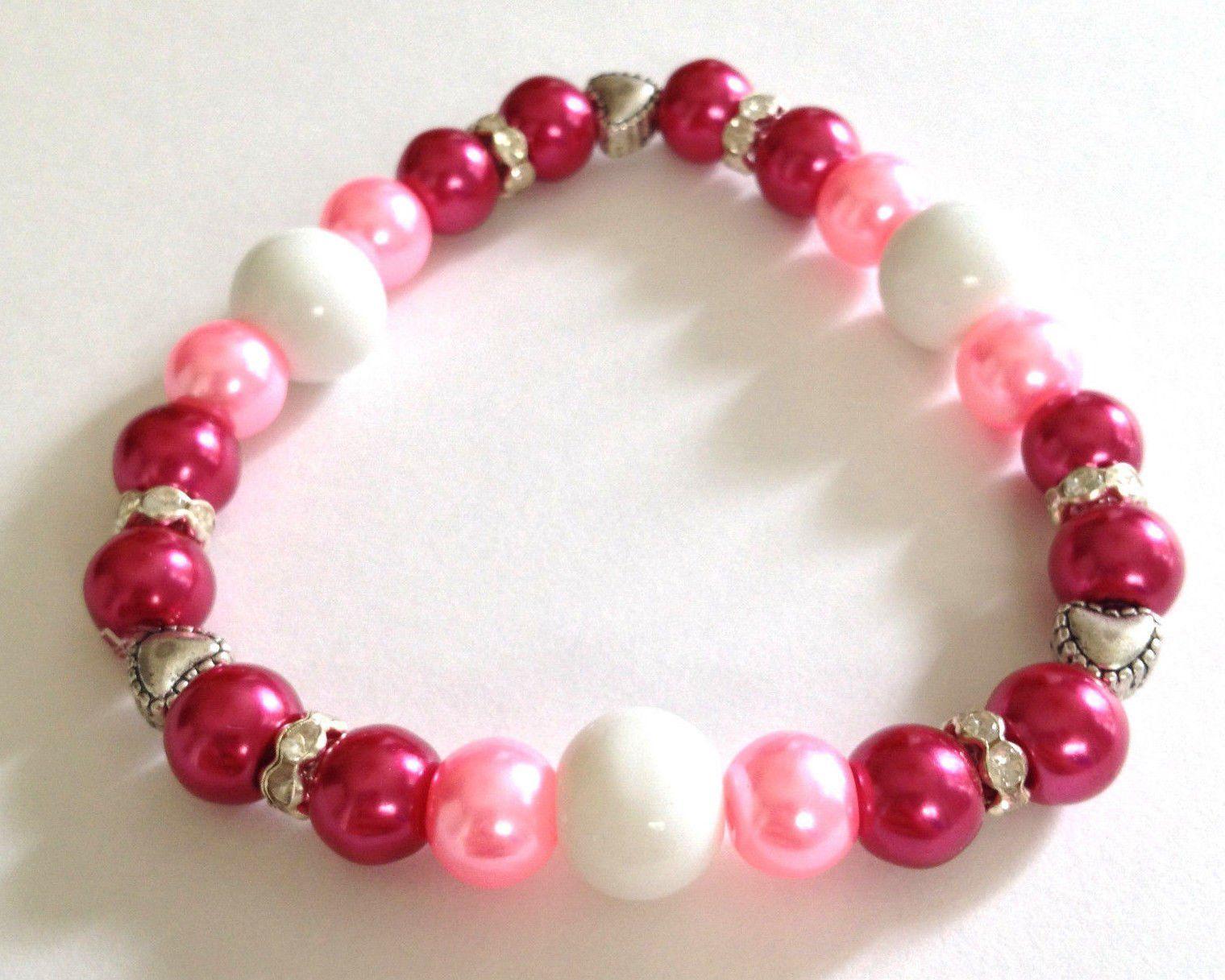 "#Trending04 - Valentine's Day Stretch Bracelet 7"" Handmade Women's Jewelry https://t.co/exo2fixlqc Ebay https://t.co/vv6BOWV7Nj"