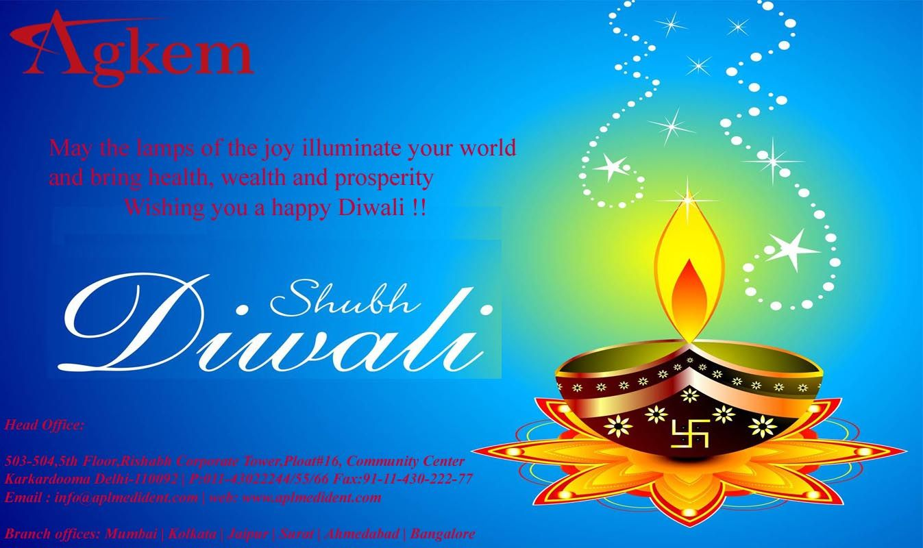 Wish you and your family a very Happy Diwali & prosperous