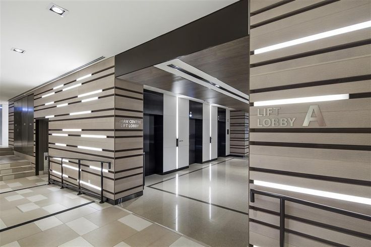 Lift lobby lighting design at shaw centre singapore by dp design
