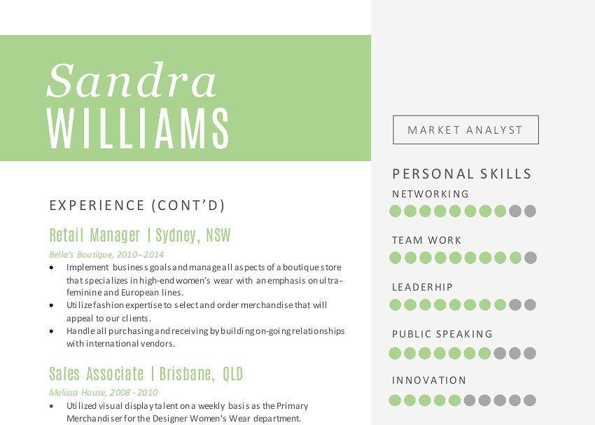 Green 2 in 1 Word modern resume pack #modern#Word#Green#resume