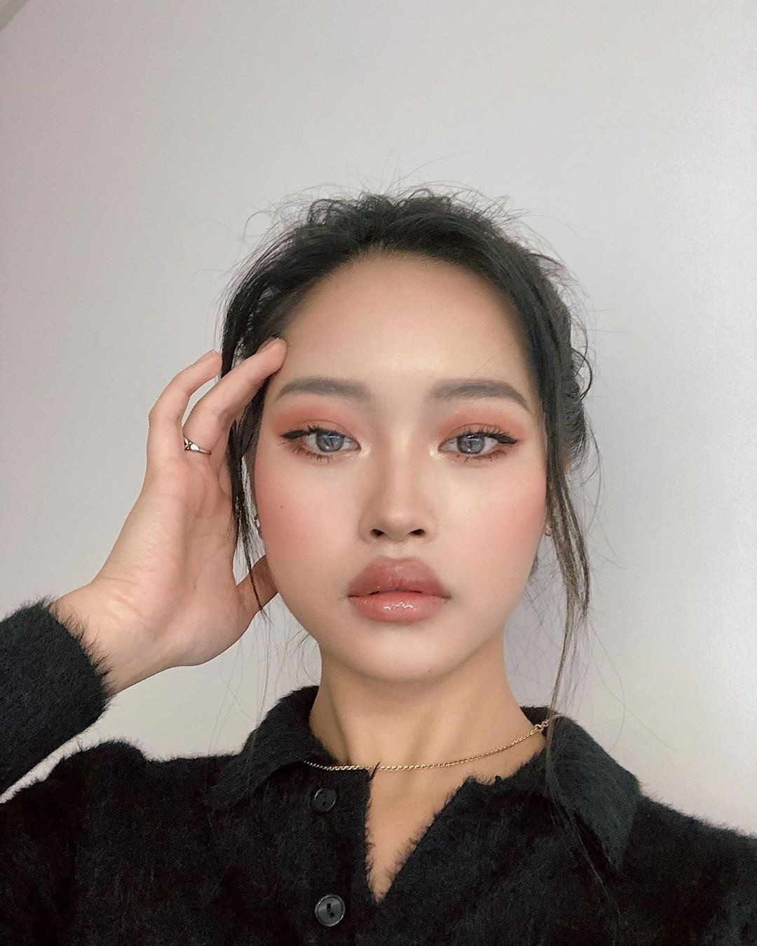 "ColourPop Cosmetics on Instagram ""issa monochromatic lewk"