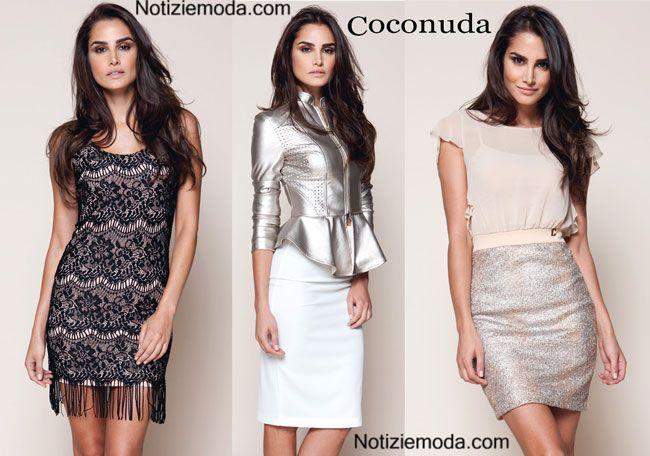 Abbigliamento Coconuda primavera estate 2015 donna