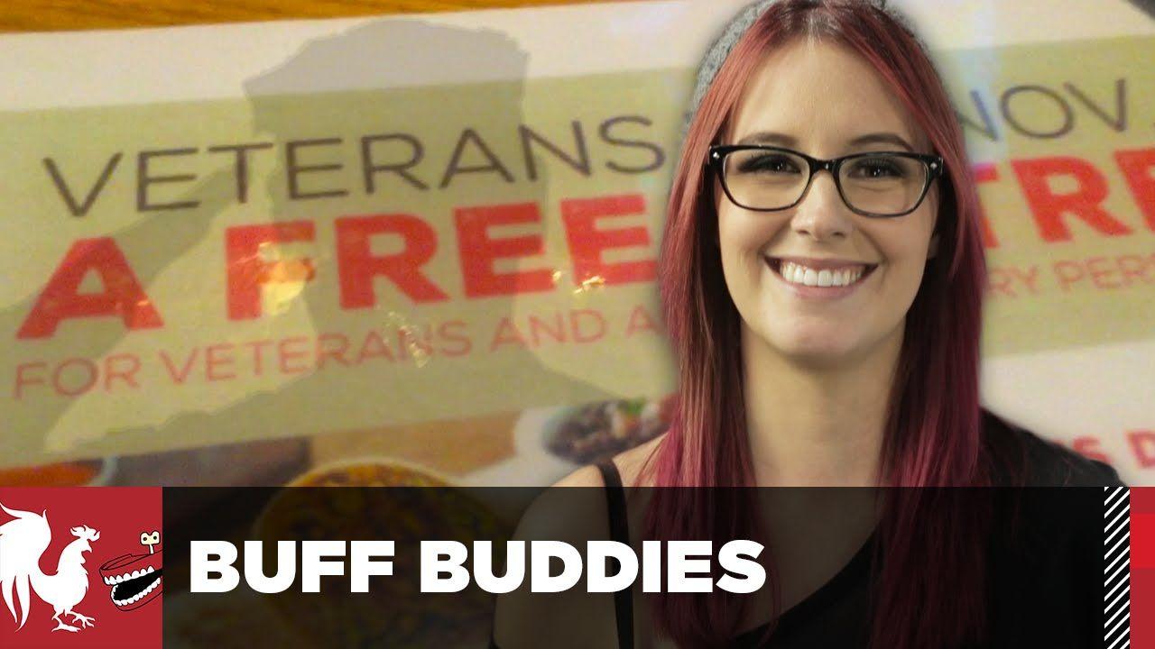 Buff Buddies - Weeks Three & Four
