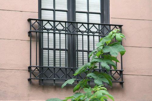 Decorative Window Burglar Bars | Window Gates Bars Catalog ...
