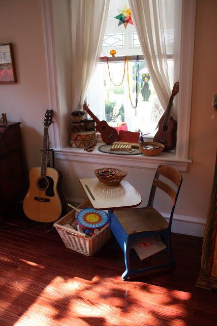 Redbeet Mama: Corner of My Home - Fireplace Room