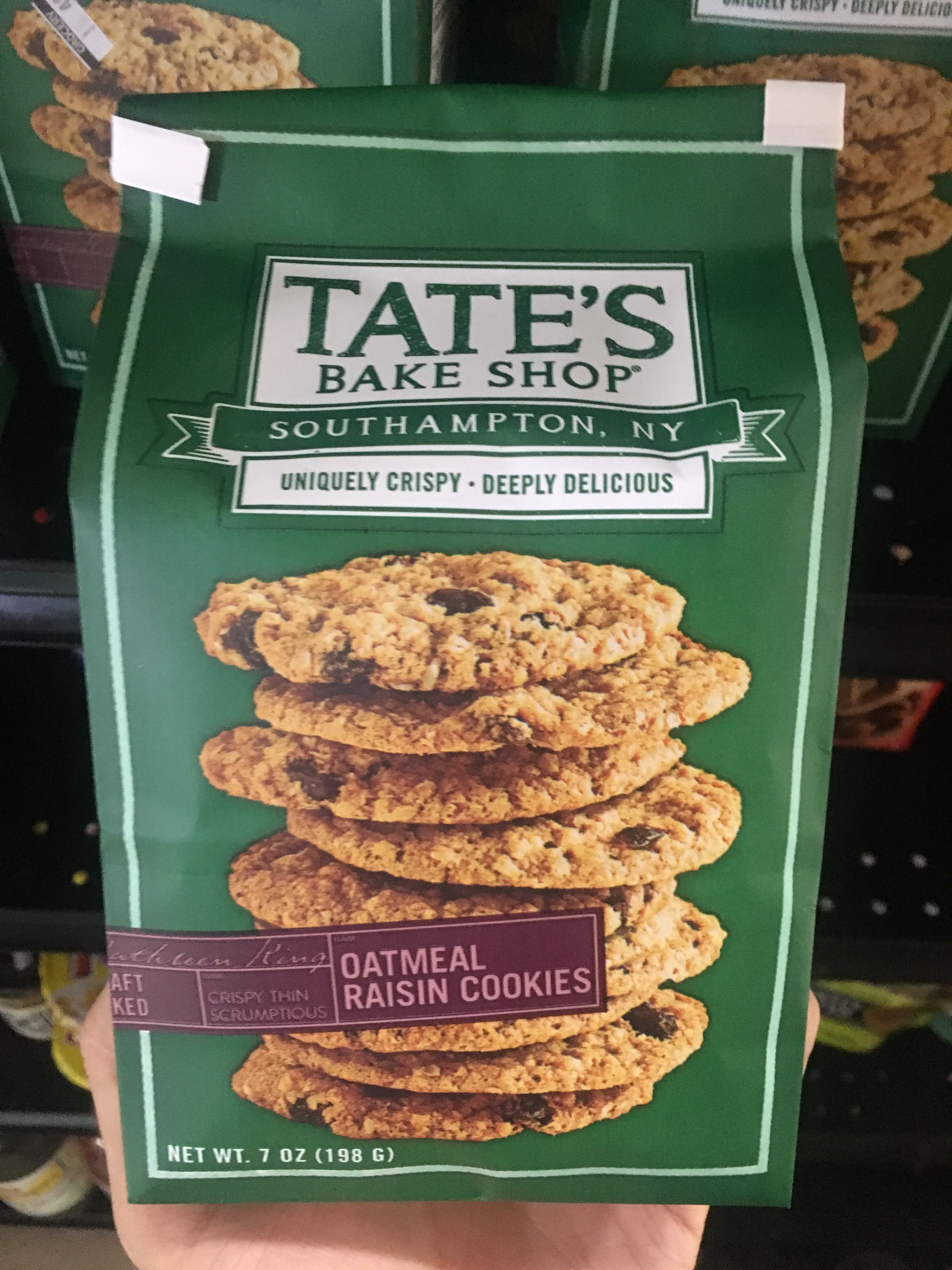 Did You Know That Today Is National Oatmeal Day And National Raisin Day We Know Just How We Re Going To Oatmeal Raisin Cookies Oatmeal Raisin Classic Cookies