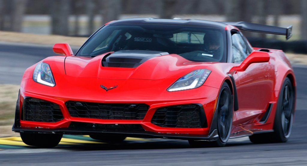 New GM Codes Indicate C8 Corvette Or New C7 Variant Is
