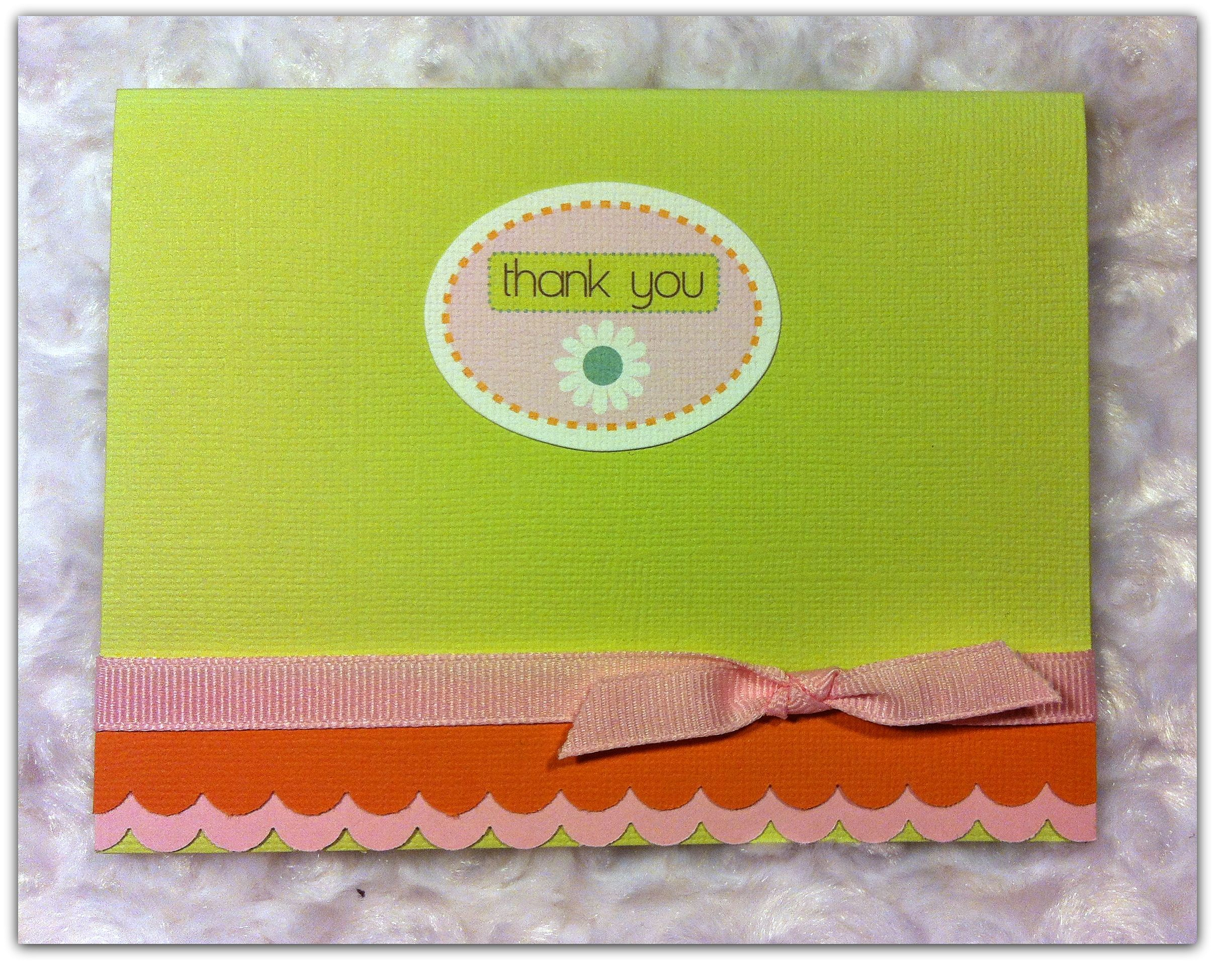 Dots and Daisies Designer Cards