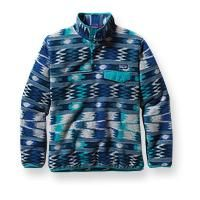 Patagonia Women's Synchilla® Lightweight Snap-T® Pullover - this is too awesome