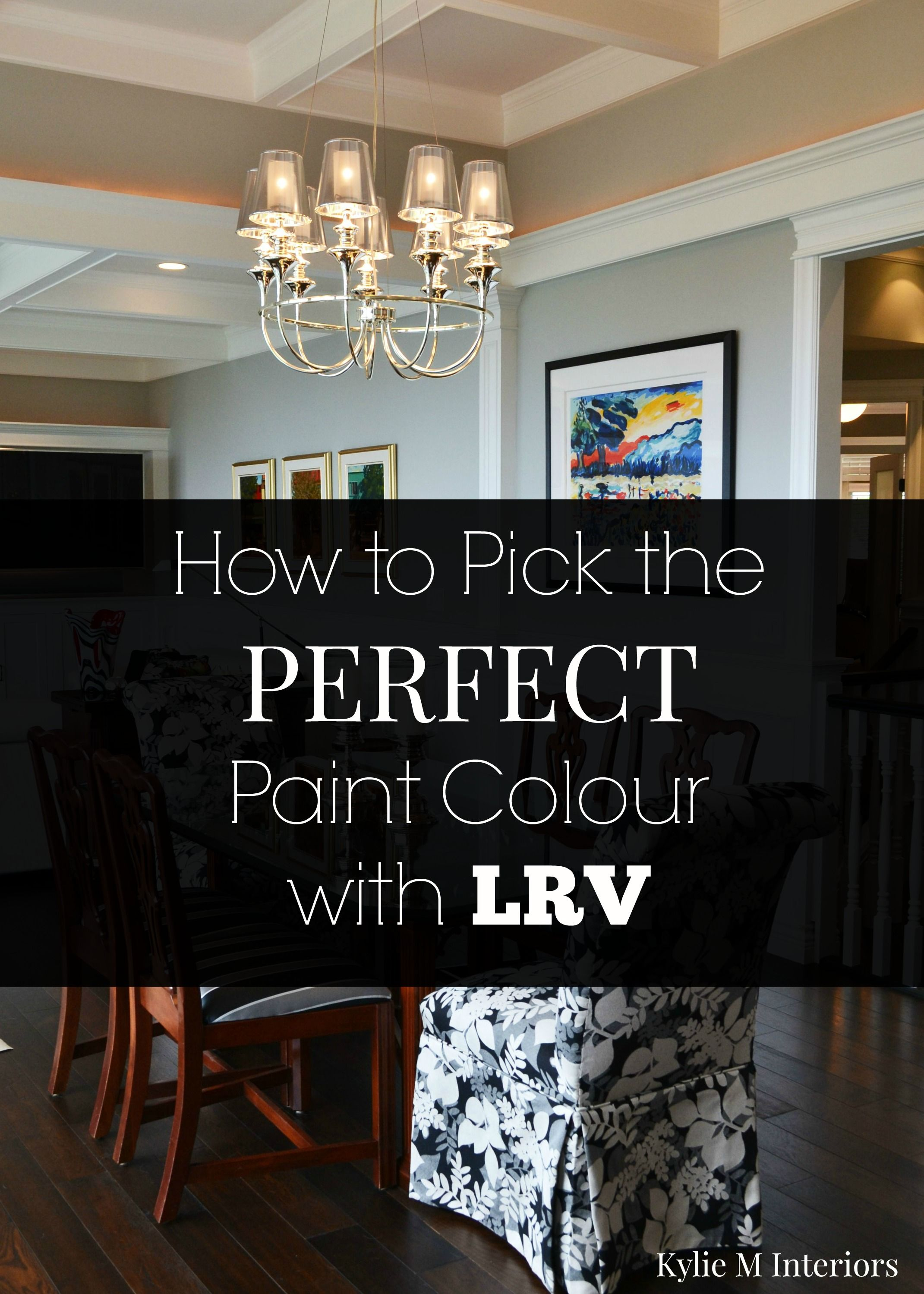 Perfect Tips To Pick The PERFECT Paint Colour Using LRV And Sherwin Williams Paint  Colours Gallery