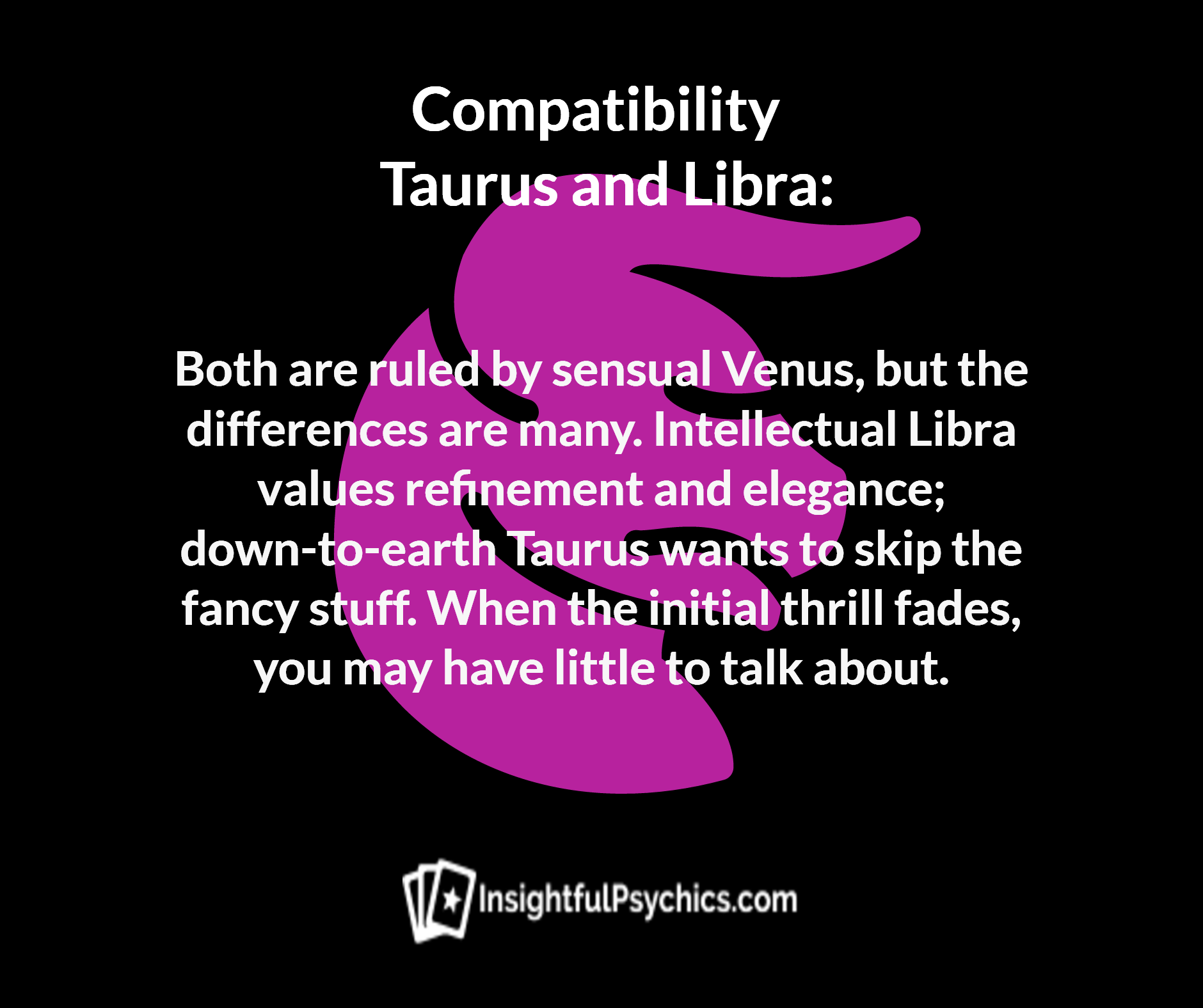 taurus and libra whats your compatibility? #tauruscompatibility #tauruslibra #taurusandlibra #libracompatibility #taurus #libra