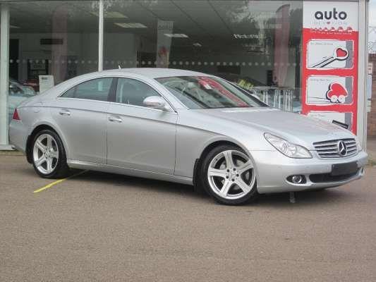 Mercedes cl 56