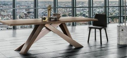 Big Table Big Table by Bonaldo is a fixed or extending table with ...