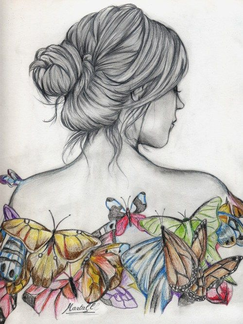 10 Dibujos A Lapiz De Tumblr 9 Dibujos De Arte Oscuro Dibujos Geniales De Arte Dibujos