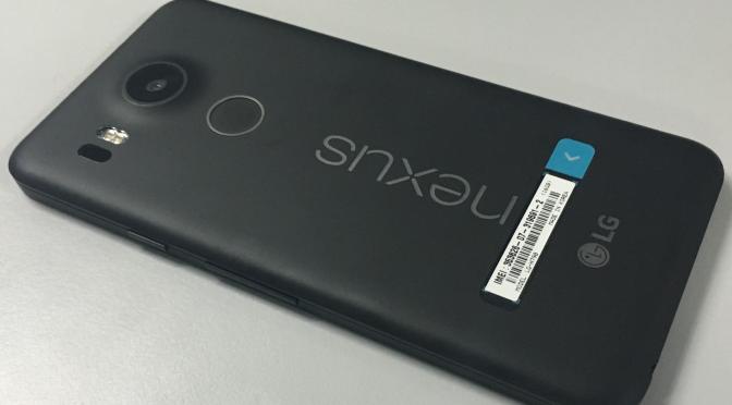 How to Wireless Display Your Google Nexus 5X to a Sony