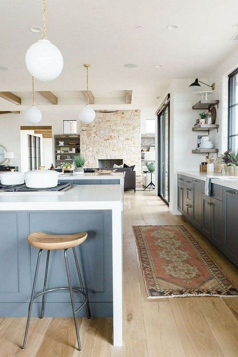 15 comfortable cottage interior design that must you see 91 Comfortable Kitchen Design Tips 2020 id=78650