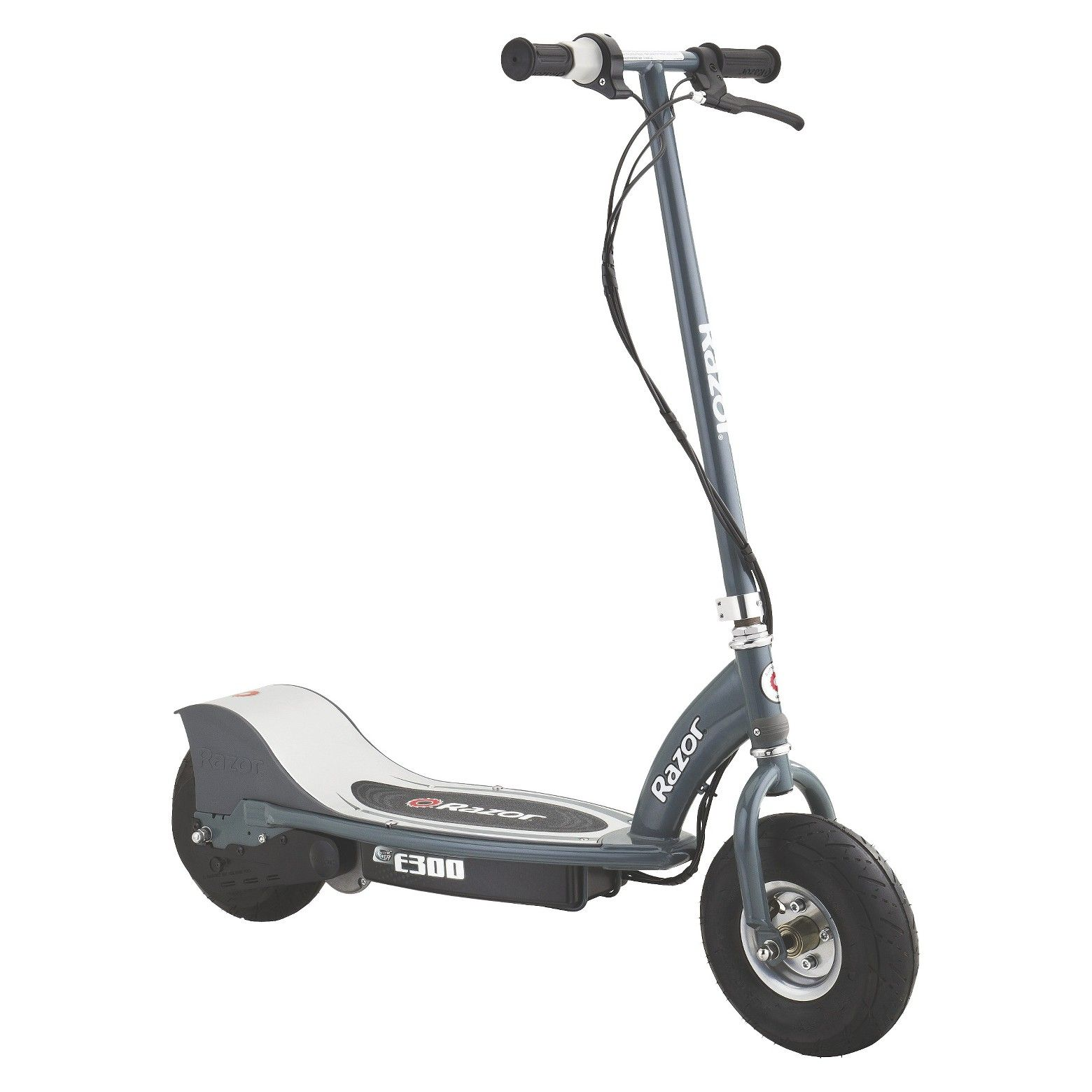 Razor E300 Electric Scooter Gray Cars And Motorcycles