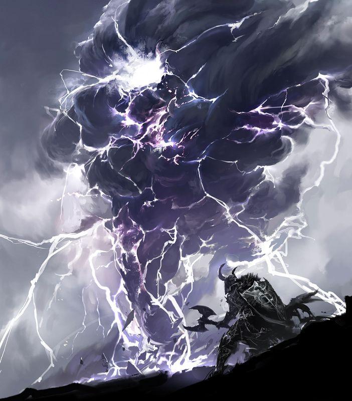 Lightning Elemental Elements In 2019 Guild Wars