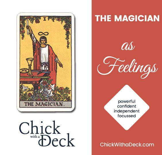 Pin on ♥ Tarot Cards: Feelings ♥