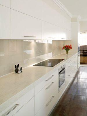 Kitchen Interior Remodel, Glass Splashbacks Cost