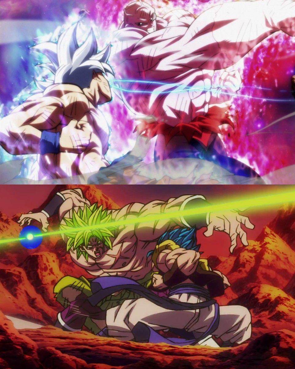 Goku Vs Jiren Gogeta Vs Broly Anime Dragon Ball Super Dragon Ball Super Manga Anime Dragon Ball