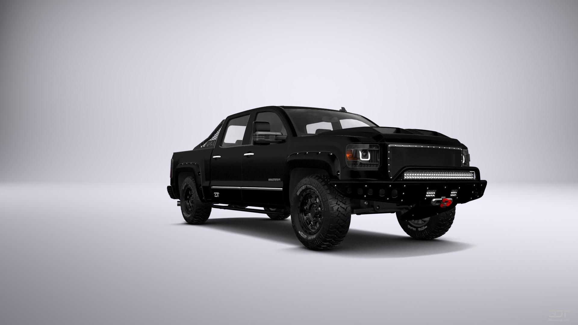 Checkout my tuning GMC Sierra 2014 at 3DTuning 3dtuning
