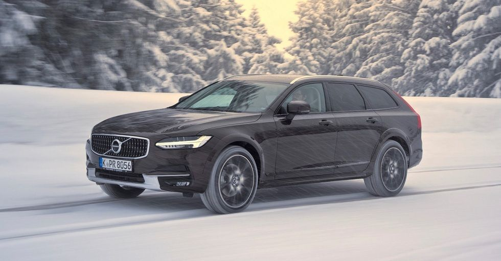 Volvo V90 Cross Country Best Vehicle For Snow Volvo Volvo Wagon Best Vehicles For Snow