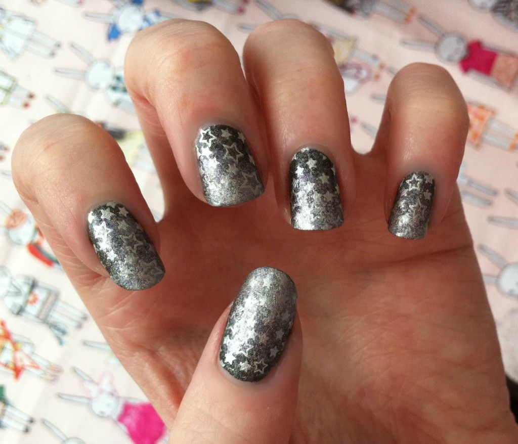 star nails | Nail Design Ideas 2015 | star nails | Pinterest | Nail nail