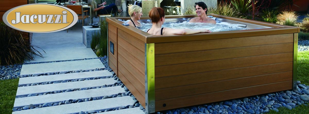 Jacuzzi LX Collection Hot Tubs at San Diego\'s Premier Hot Tub ...