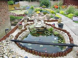 Fish Ponds Designs Pond design google pinterest pond pond design google workwithnaturefo