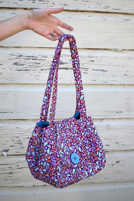 The Two-Hour Tulip Purse Sewing Pattern
