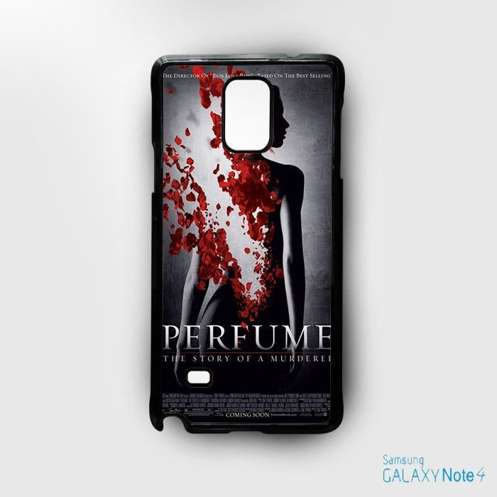 Perfume for Samsung Galaxy Note 2/Note 3/Note 4/Note 5/Note Edge phonecases