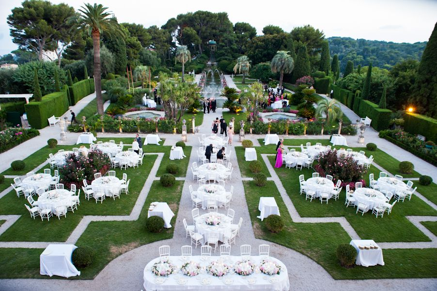 Learn About This Fabulous Wedding Venue In The South Of France Villa Ephrussi De Rothschild St
