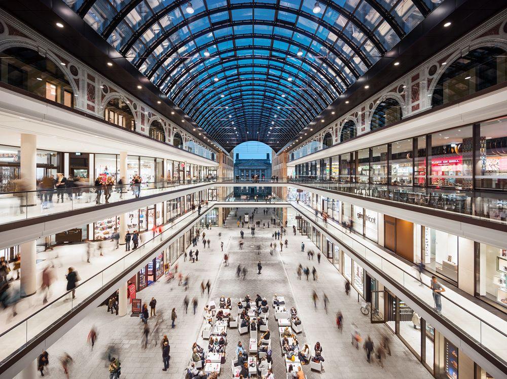 LP12 mall of berlin Adrian Schulz Architekturfotografie