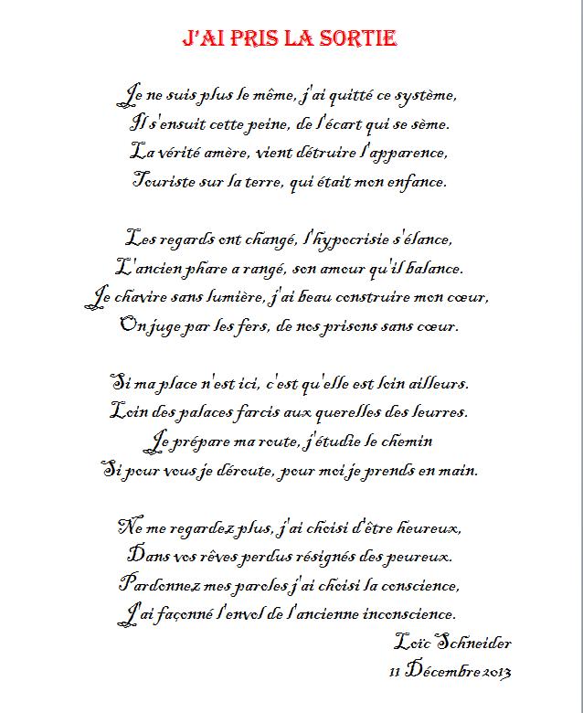 81 J Ai Pris La Sortie Evasion Voyager Partir Decouvrir Nature Foret Resistance Poeme Poesie Poeme Recueil De Poemes Peine