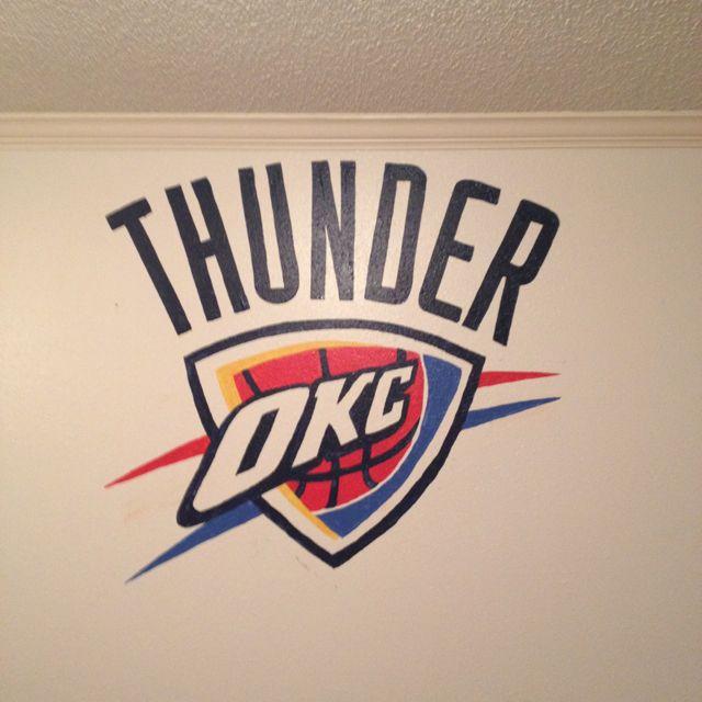 Okc Thunder Basketball Room Basketball Room Basketball Room