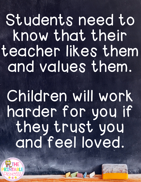How to Build Relationships with Students
