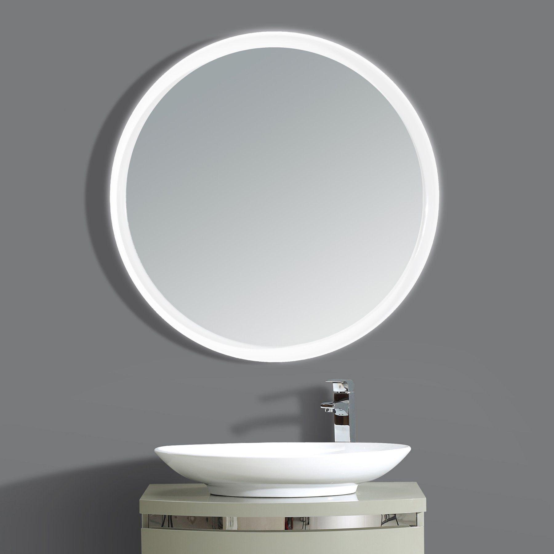 OVE Decors Aries LED Bathroom Mirror - ARIES LED MIRROR   Pinterest ...