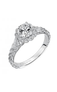 ArtCarved Engagement Rings 31-V462ERW-E