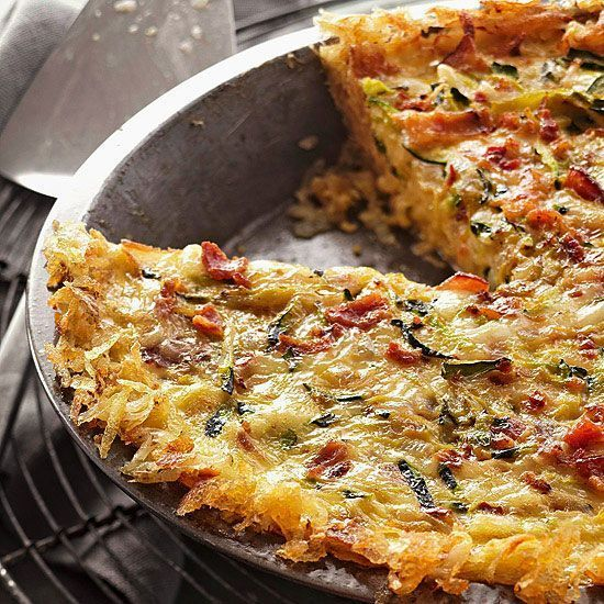 Hearty hash browns make this delicious quiche a filling Easter meal See more Easter brunch recipes  cooking ideas for preschooler cooking ideas for preschoolers cooking i...