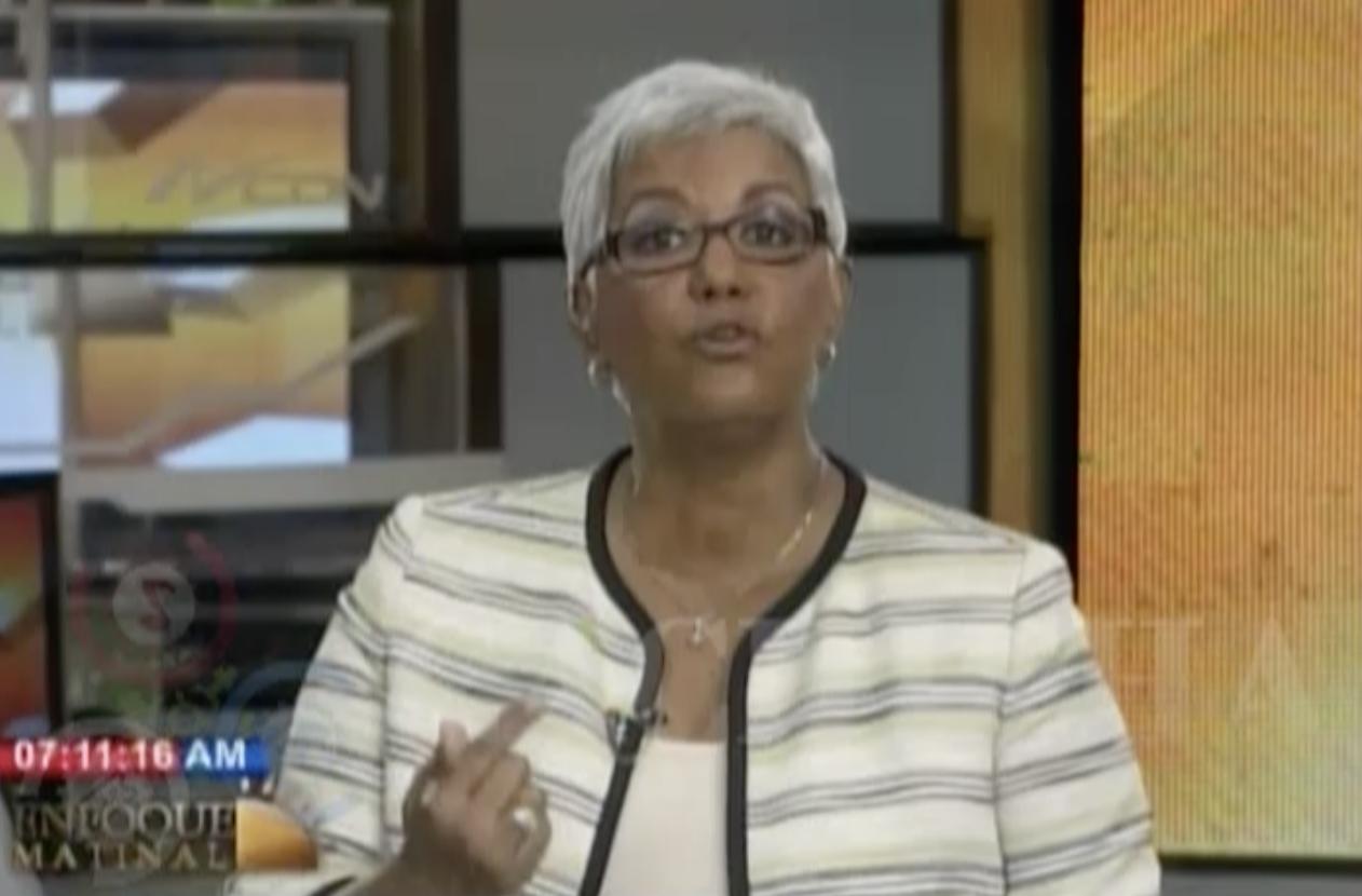 Altagracia Salazar Deja Al Descubierto Al Procurador Y Le Restriega En La Cara Que Ha Violado Las Leyes Dominicanas Para Favorecer A Ladrones Y Corruptos