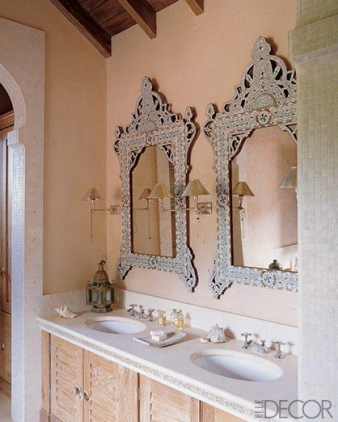 Moroccan Style Bathroom Vanities | Found on lookbook ...
