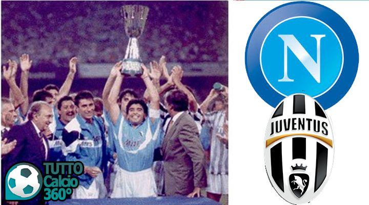 Napoli - Juve | I Partenopei sognano la Notte Magica del 1990