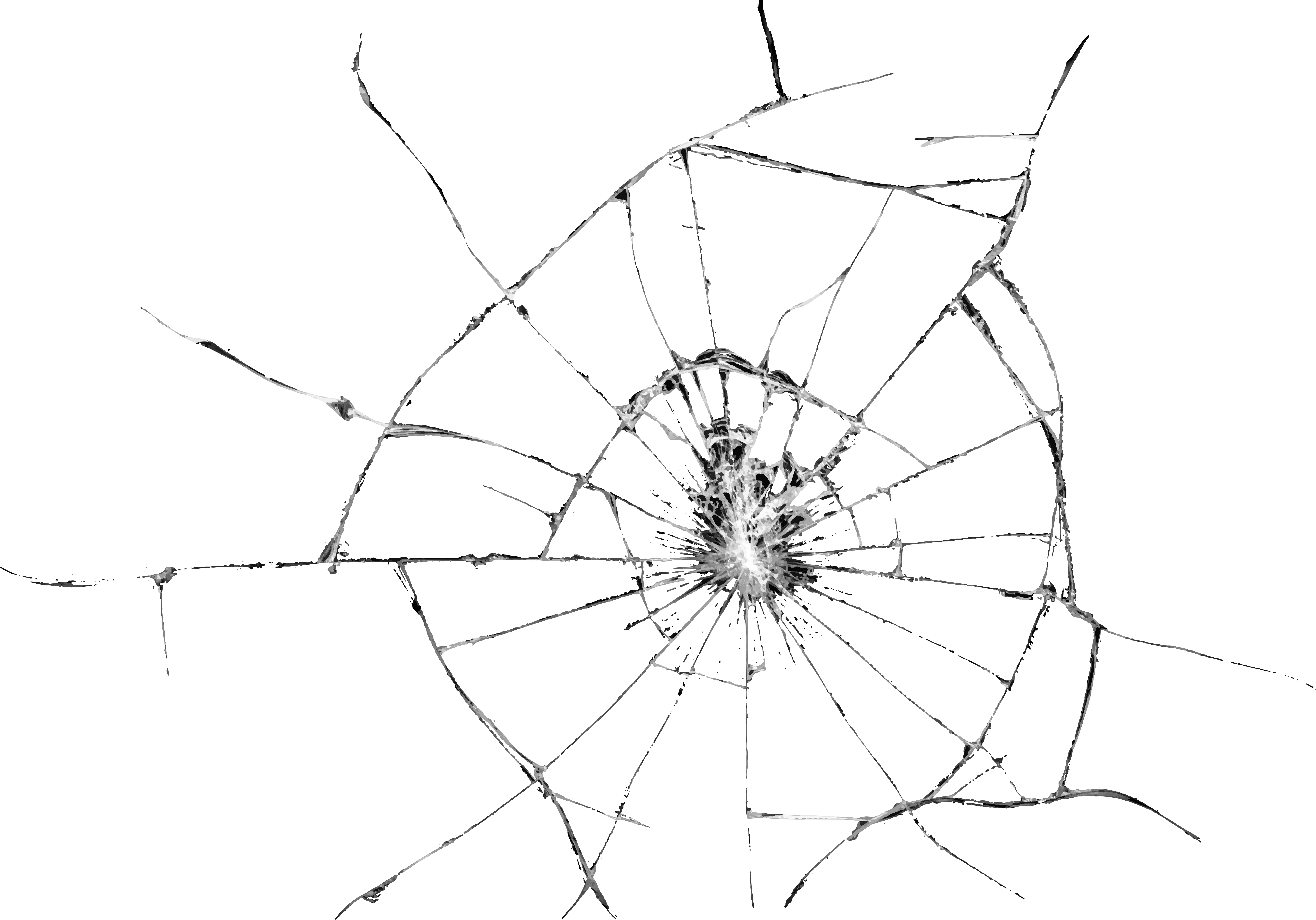 Pin On Crack Glass