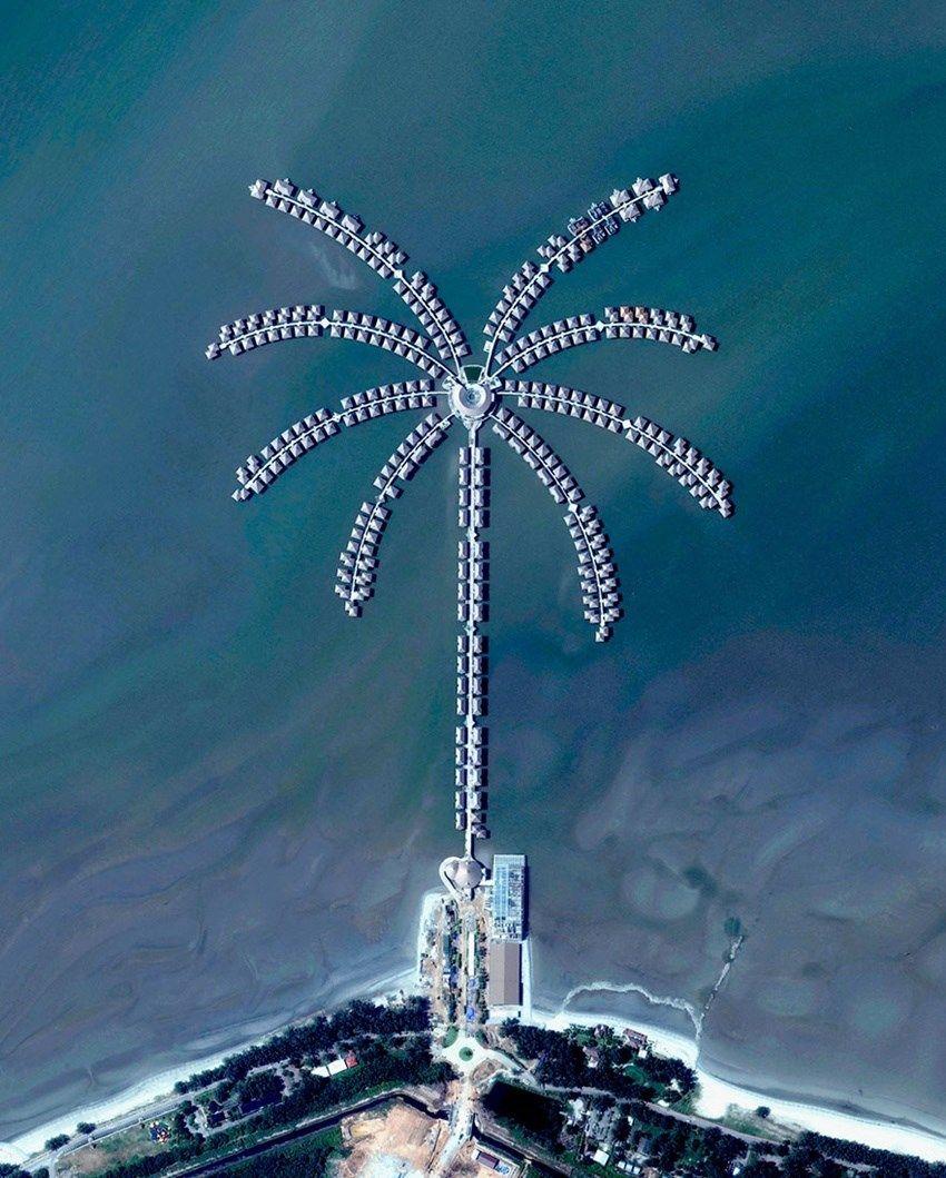 Mais 19 imagens de satélite que vão fazer você ver o mundo de outra forma