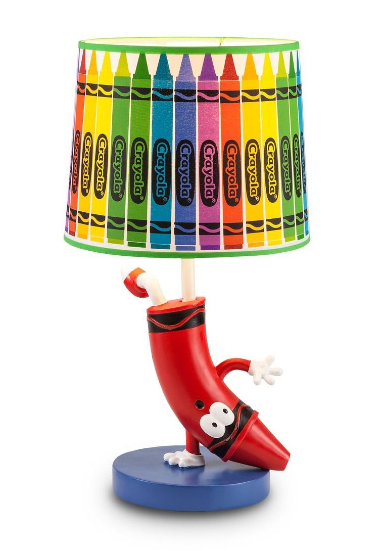 Light Up Their Room Crayola Style Gifts For Kids