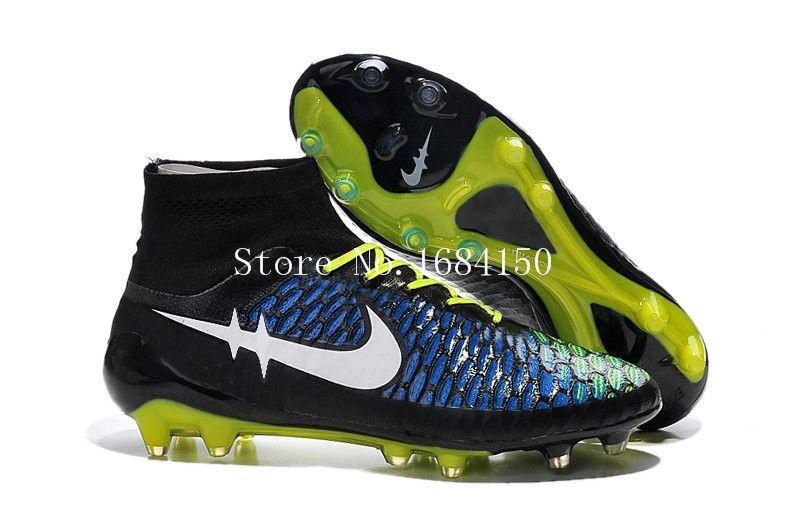 Aliexpress.com  Comprar Mejor calidad de fútbol botas hombre zapatos de  fútbol nuevos zapatos da2f9ee964794