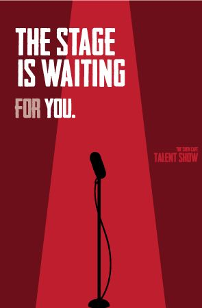 Talent Show Flyers Samples